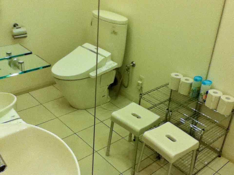 柳ヶ瀬あい愛ステーション・トイレ